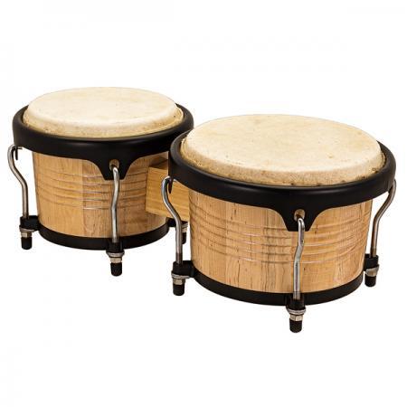 """Bongoset S-Drums 7"""" x 8,5"""""""