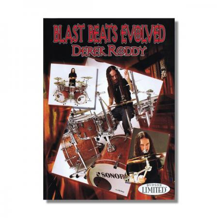 DVD Derek Roddy Blast Beats Evolved