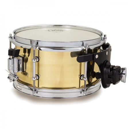 """S-Drums 10"""" x 5,5"""" Brass Snare"""