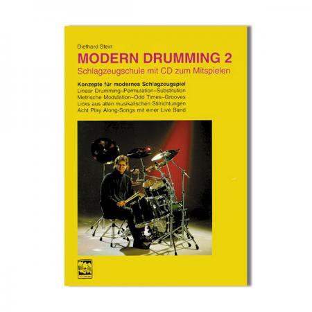 Modern Drumming 2 von Diethard Stein