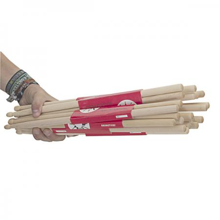 10 Paar 5A Maple Sticks